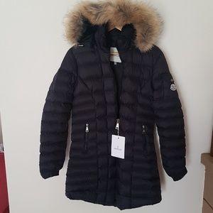 Long Moncler Coat